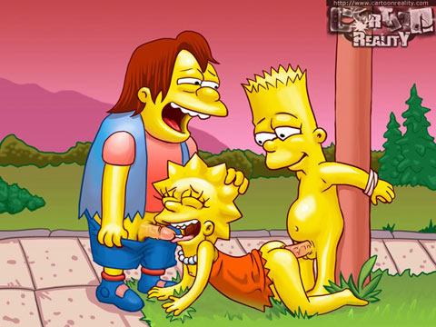 Are you a big fan of the Simpsons? Have you ever had wet sex dreams about ...